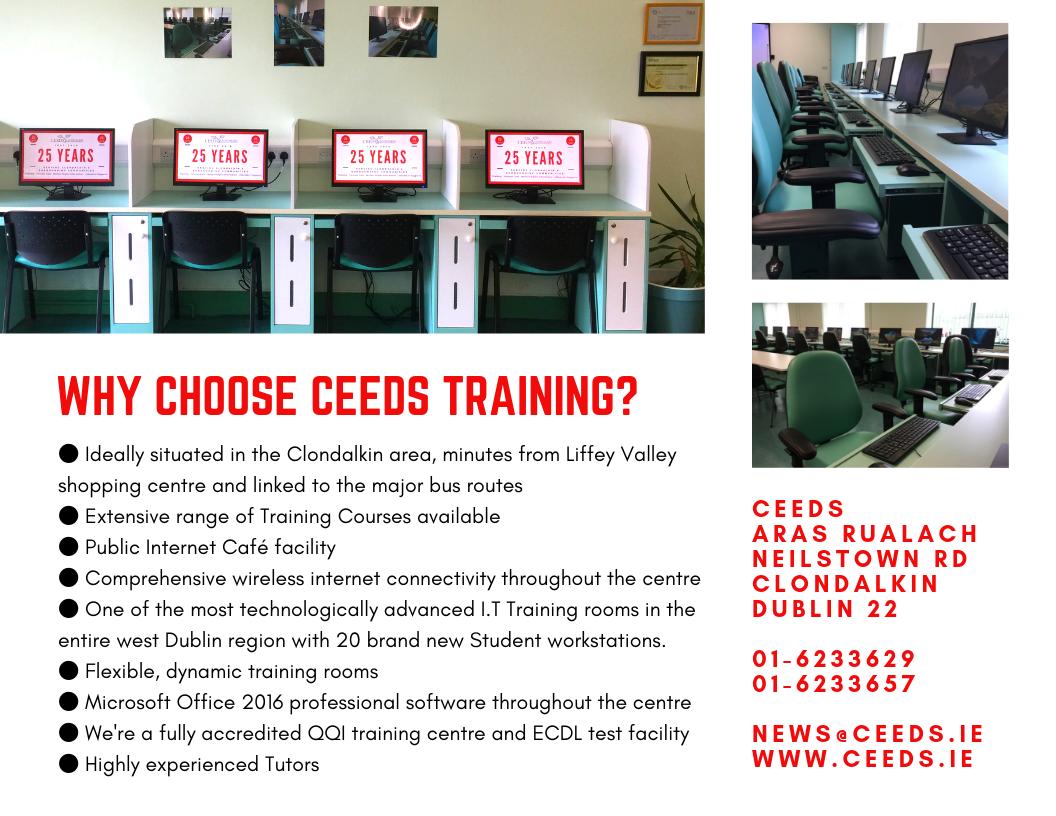 CEEDS Training Services 2019