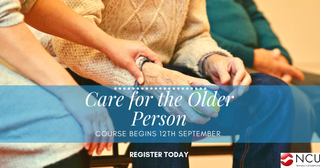 Care for the Older Person Training Course Dublin