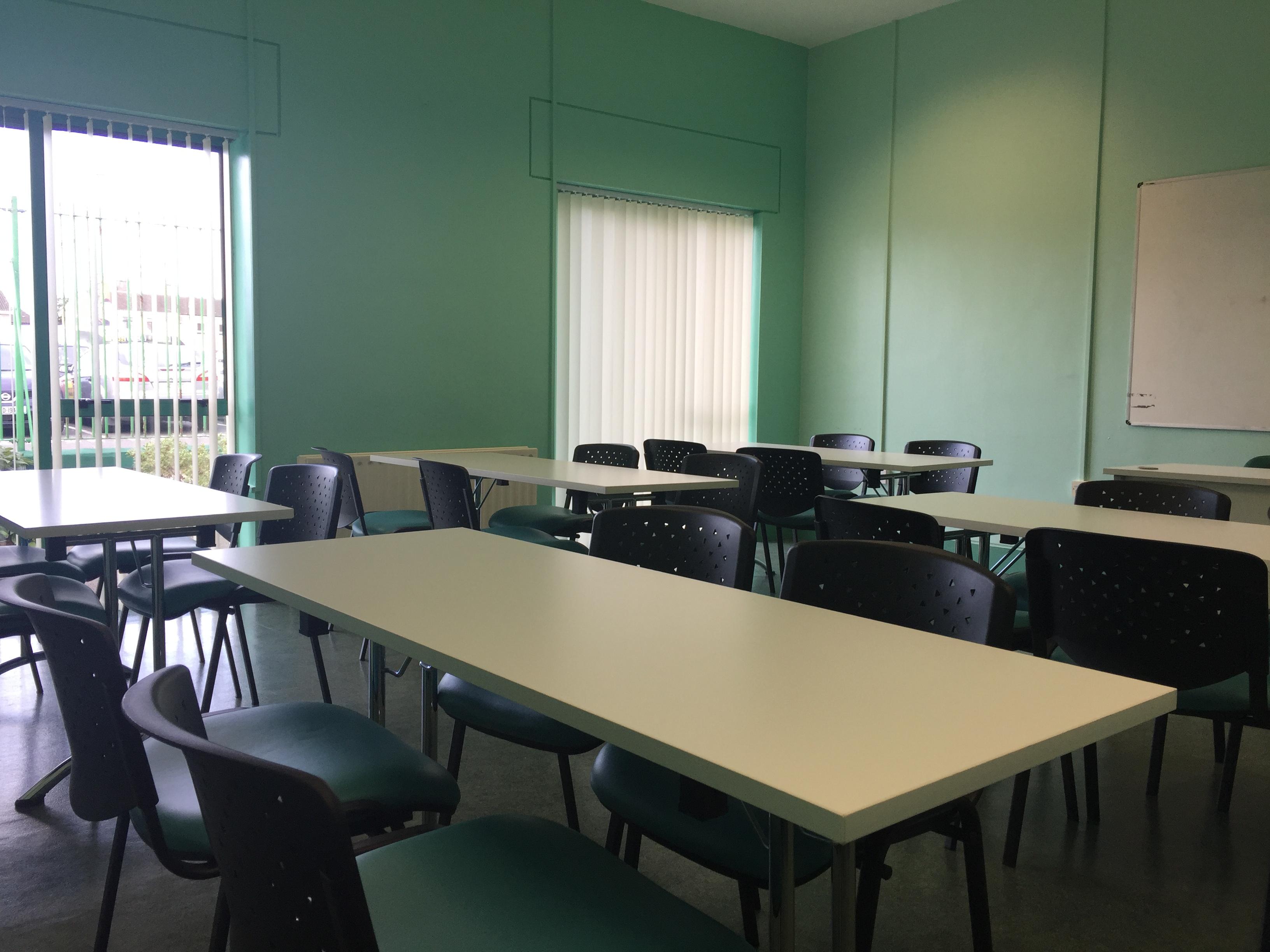 Training room rent