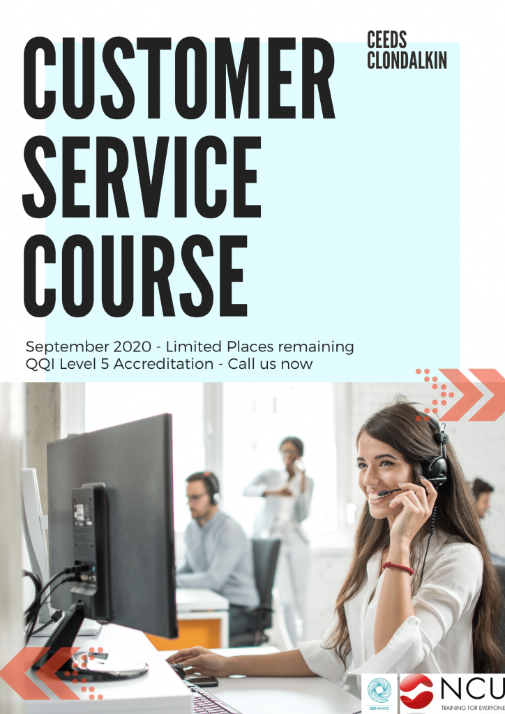 Customer Service Course Dublin