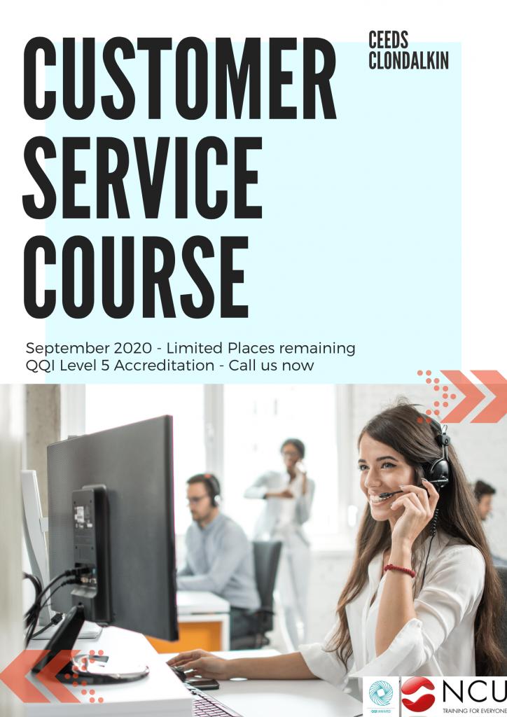 Customer Service Course Dublin
