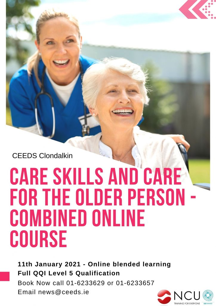Care Skills and Care for the Older Person