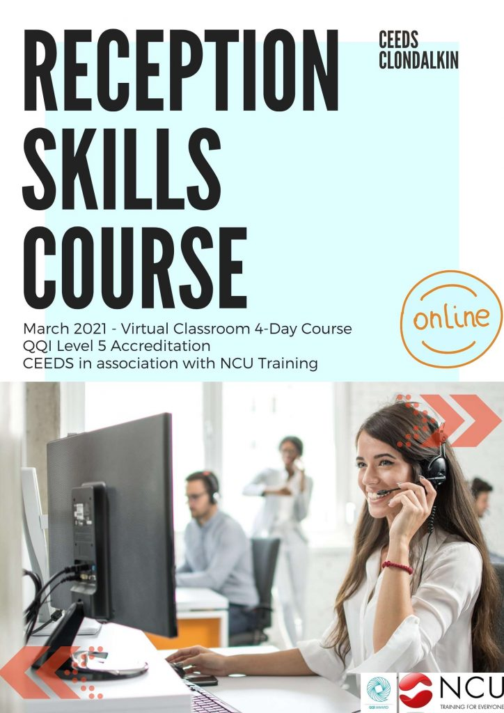 Reception Skills Course